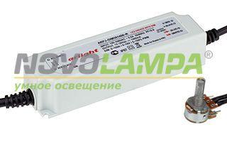 Блок питания ARPJ-DIM401050-R (42W, 1050mA, 0-10V, PFC). Фото