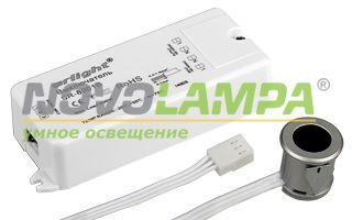 ИК-датчик SR-8001B Silver (220V, 500W, IR-Sensor). Фото