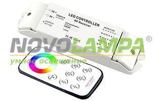 Контроллер LT-RGB-5A (12-24V,180-360W, ПДУ сенсор). Фото