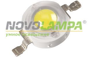 Мощный светодиод ARPL-3W-BCX45 White. Фото