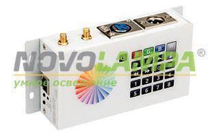 Контроллер DMX SR-2816WI White (12V, WiFi, 8 зон). Фото