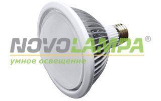 Светодиодная лампа E27 MDSL-PAR30-12W 120deg Warm. Фото