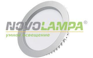 Светодиодный светильник MD-230R-Silver-35W White-CDW. Фото