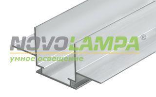 Алюминиевый Профиль-держатель TEK-PLS-GH16-2000. Фото