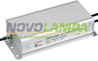 Блок питания ARPV-ST12200 (12V, 16.7A, 200W). Фото