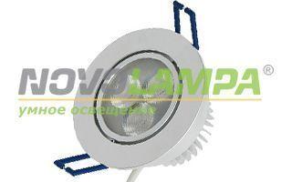 Светильник IM-85A Warm White (3x3W, 220V). Фото