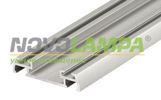 Алюминиевый Профиль-держатель PHS-A-BASE-H7.4-2000 ANOD. Фото