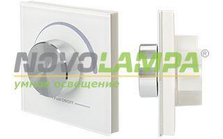 Панель Rotary SR-2202-IN White (24V, 0-10V). Фото