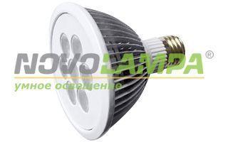 Светодиодная лампа E27 MDSV-PAR30-7x2W 35deg Warm. Фото