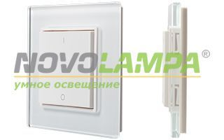 Панель SR-EN9001-RF-UP White (DIM, 1 зонa). Фото