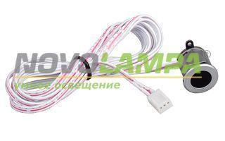 ИК-датчик SR-Hand-DIM Silver-R. Фото