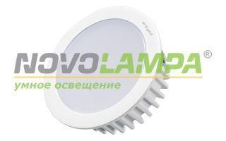 Светодиодный светильник LTM-R70WH-Frost 4.5W White 110deg. Фото
